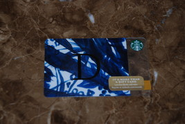 Starbucks Gift Card - NEW - HOLIDAY 99 SERIES - LETTER D - $1.19