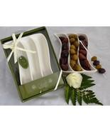 24 White Porcelain Olive Appetizer Plate Bridal Shower Wedding Favor - $132.95