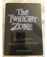 The Twilight Zone: The Complete Definitive Collection (1959) 5 DVD Set - $178.95