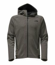 The North Face Men's Far Northern Hoodie Jacket Fleece Grey Heather $179, M NWT - $89.09