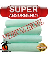 """Underpads 200 Super Absorbency 30 X 36"""" WeeWee Puppy Dog Training Bed Chair Pads"""