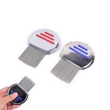 NEW Nit FreeTerminator Comb Rid Head Lice removal Stainless Steel Back t... - $8.99
