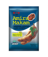 Amira Tamarind Candy Stuffed with Tamarind 120 g.(Pack of 12) EMS delivery  - $100.00