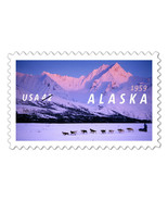 2009 42c Alaska Statehood, 50th Anniversary Scott 4374 Mint F/VF NH - €0,87 EUR