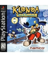 Klonoa Door To Phantomile PS1 Great Condition Fast Shipping - $139.93