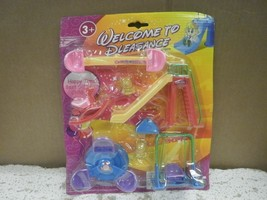NEW TOY CLOSEOUTS- 1.49 EACH- MIX & MATCH- WELCOME TO PLEASANCE PARK- L29 - $4.51 CAD