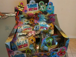 Lock Stars Blind Pack Figure, box of 24, Series 3 Hasbro - $135.58