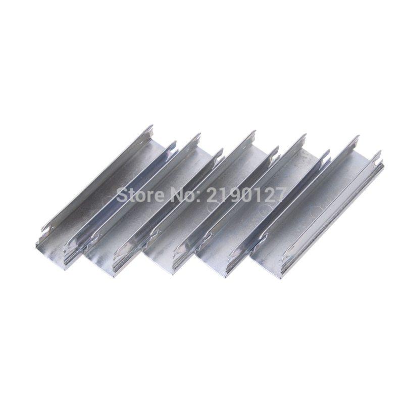 FIRE WOLF 10pcs Spring Steel Mosin Nagant 7.62x54R Sliver 5 Round Stripper Clips