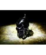 VOODOO BARON SAMEDI GRAND MAGICIAN ELITE MASON SPIRIT Skull Relic izida ... - $367.00