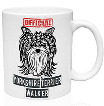Yorkshire Terrier - Official Walker 11oz Ceramic High Quality Coffee Mug - $15.93