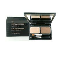 THEFACESHOP | Brow Master Eyebrow Kit 01 Brun Beige 0.14oz. Eye Brow Kit - $13.00