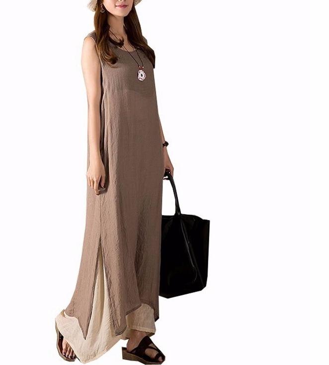 Boho Chic Tank Dress