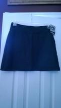 NWT Ladies IXSPA Jamie Sadock Charcoal Golf Tennis Knit Skort - sizes L & XL - $34.99
