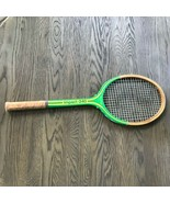 "Vintage Spalding Tennis Racquet: Wooden ""Rosie Casals"" model. Impact-240 - $17.82"