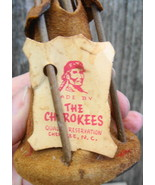 The Cherokees Indian Qualla Reservation Cherokee, NC Christmas Ornament - $18.00