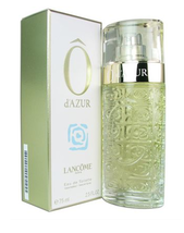 O d'Azur by Lancome 2.5oz / 75 ml EDT Spray - New in Box - $69.90