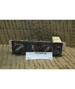 2000-2002 Chevrolet Cavalier Temperature Climate Control 09350641 Module 201-9b2 - $9.49