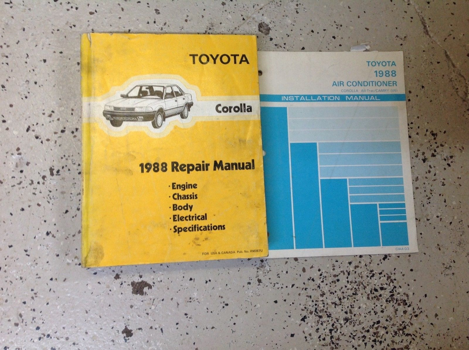 1986 toyota cressida wiring diagram car   truck service   repair manuals auto parts and vehicles 1986  repair manuals auto parts