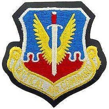 AIR FORCE TACTICAL AIR COMMAND TAC LEATHER MILITARY PATCH - $15.33