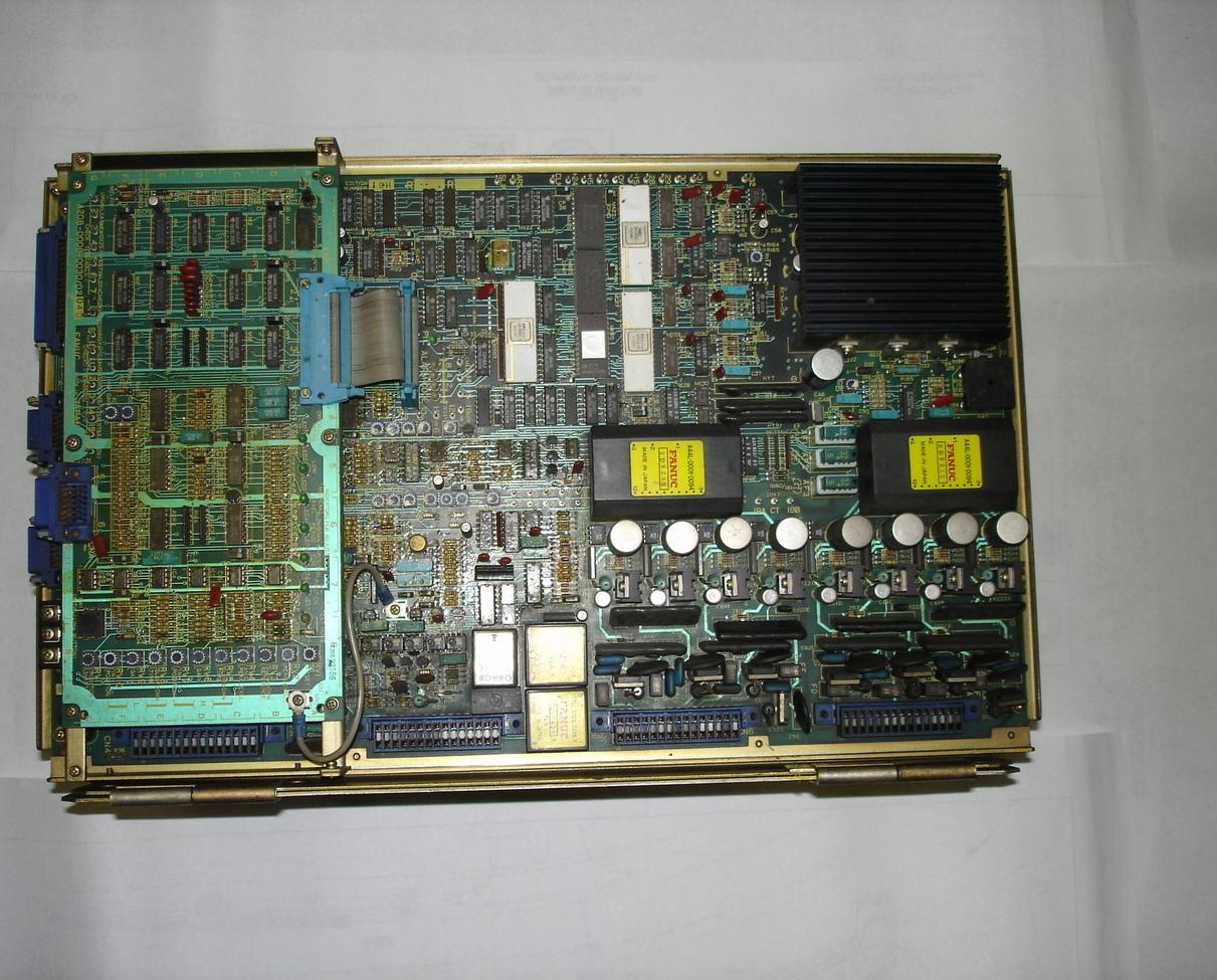 Fanuc Spindle Amp AC SP-3, A06B-6044-H007