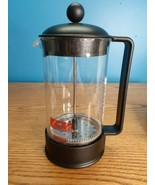 Bodum The Original French Press 1 Cup Single Serving Mini Travel Coffee ... - $11.88