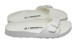 BIRKENSTOCK  Madrid Eva White Women's Single Strap Slide Sandal Size 40 ... - $84.14