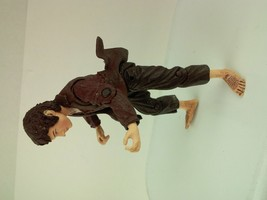 "2002 NLP Marvel Lord of the Rings Hobbit 4"" Action Figure image 2"