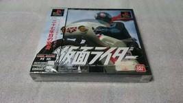PlayStation Masked Rider (Kamen-Rider) PS Video Game Soft Unopened Retro F/S JPN - $198.22