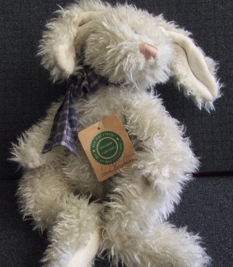 Boyds Bear Hare Brigam Archive Series Retired w Tags