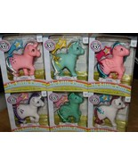 My Little Pony  35th Anniversary  UNICORN & PEGASUS Collection  ALL 6!!! - $125.00