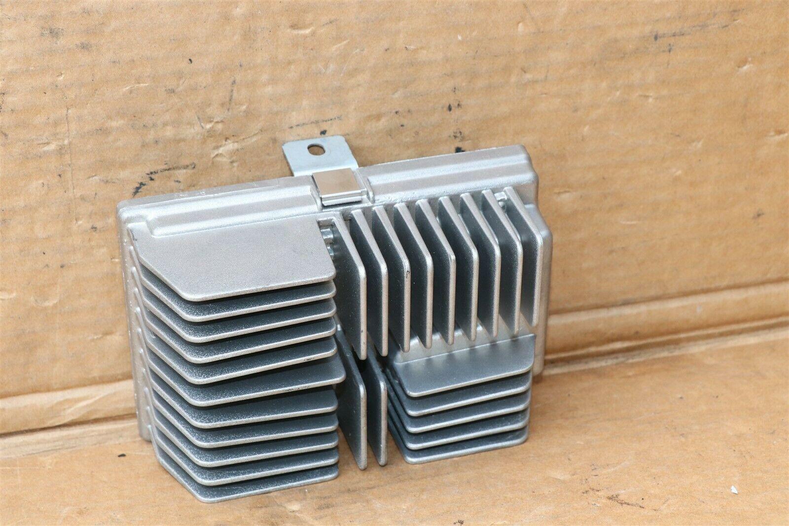 Bmw F30 AMP ZB System Audio Radio Stereo Speaker Amplifier 6512-9334716