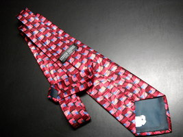 Steven Harris Neck Tie American Flags Hand Made image 5