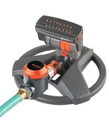 GARDENA ZoomMaxx Sprinkler On Sled Base With Water Timer - $213.23