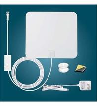 SkyStream Amplified 55 Mile HDTV Indoor/Outdoor Antenna with 4G LTE Filt... - $58.89