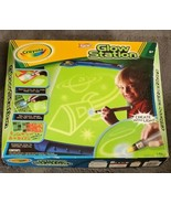 New Crayola Glow Station Day & Night Create With Light OPEN BOX - $59.39