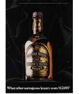 Original Chivas Regal Blended Scotch Whisky Full Page  Print Ad -  Colle... - $3.99