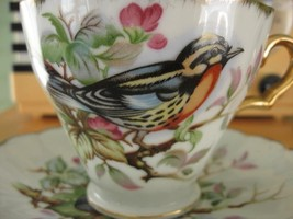 Vintage NikoNiko China Porcelain Tea Cup & Sauc... - $24.99