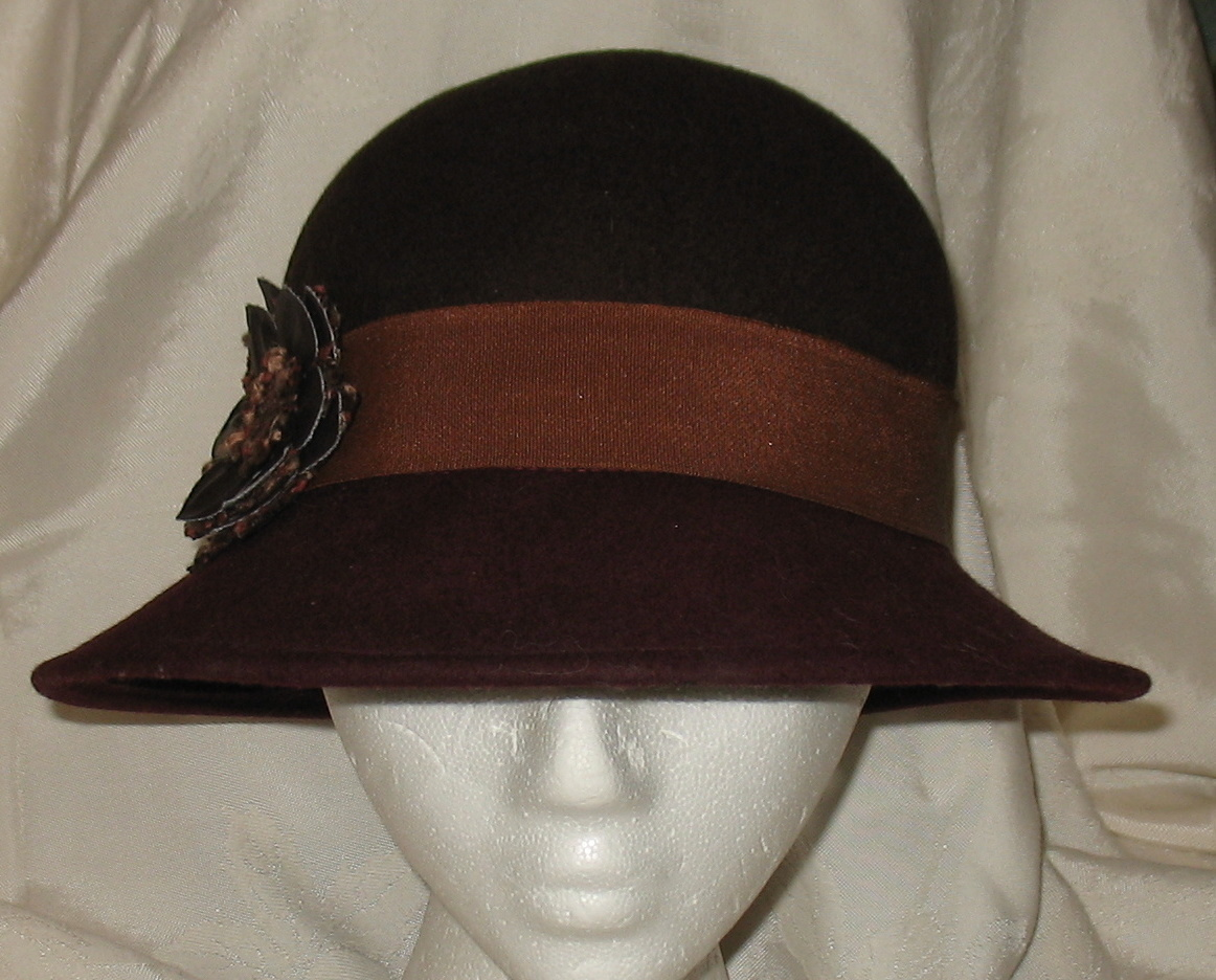 Jaclyn Smith Wool Felt Ladies Hat