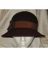 Jaclyn Smith Wool Felt Ladies Hat  - $12.99