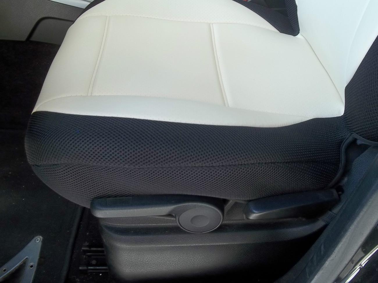 Honda cr v 2012 leatherette synthetic two front for Honda crv car cover