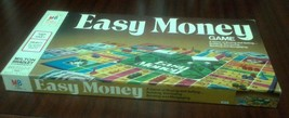 1974 Milton Bradley 4620 Easy Money Very Cool Finance Game Beautiful Con... - $18.95