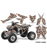 ATV Graphics Kit Quad Decal Sticker Wrap For Honda TRX450R TRX450ER URBA... - $168.25