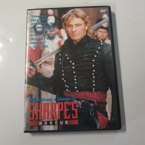 Primary image for Sharpe's Honour DVD  Region 1  BFS Video Canada 1994 100 Mins  Preloved