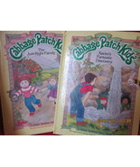 Two Cabbage Patch Books - Xavier's Fantastic Journey & The Just-Right Fa... - $8.99