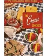 THE CHEESE COOKBOOK CULINARY ARTS INSTITUTE 1956 #116 - $5.00