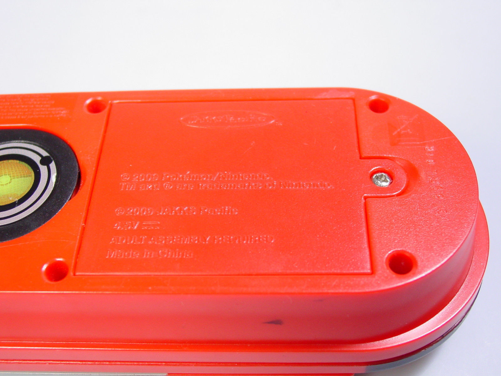 Nintendo Pokemon Electronic Game Hand Held Portable Jakks Pacific