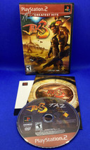 Jak 3 (Sony PlayStation 2, 2004) PS2 CIB Complete, Tested, Working! - $5.54