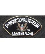 Dysfunctional Veteran Hat Pin - $3.00