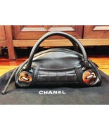 Chanel Quilted Caviar Leather Domed Satchel Handbag - $1,416.69
