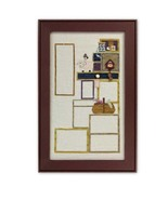 Tuffet's Cupboard Part 1 CH1006 chart with button pack cross stitch chart JABC  - $19.89